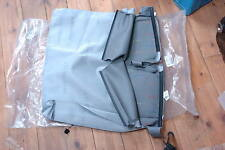 Genuine VW Transporter T5 Front 2-Seater Bench Cover Heated NEW