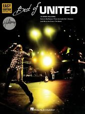 Best of Hillsong United Sheet Music Easy Guitar Book NEW 000702288