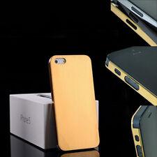 Ultra Thin Metall Aluminium Case Deckung Shell Zurück für iPhone4 4s/5 5s