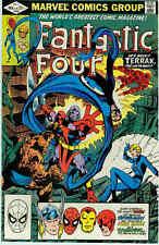 Tu four # 242 (John Byrne, invités: thor, Iron Man, étalon) (états-unis, 1982)