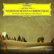 PHIL BLECH WIEN - WEIHNACHTEN (DIVERSE KLASSIK) CD NEU