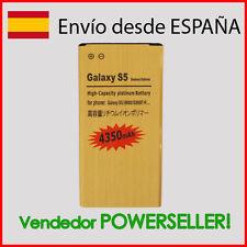 Bateria GOLD Samsung Galaxy S5/GT-I9600/SM-G900/SV ALTA DURACION 4200mAh battery