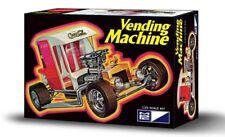 MPC 1/25 PLASTIC MODEL KIT COCA COLA VENDING MACHINE HOT ROD MPC871