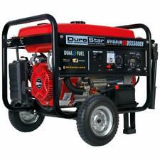 DuroStar DS5500EH 5500W Electric Start Hybrid Portable Generator