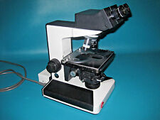 Leitz Laborlux S  Microscope w/ 3 OBJECTIVES