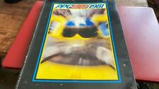 PPG---INDY CAR WORLD SERIES 1981---BOOK----RARE