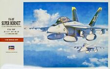 Hasegawa PT38 07238 F/A-18F Super Hornet US Navy 1/48 Plastic Scale Model Kit