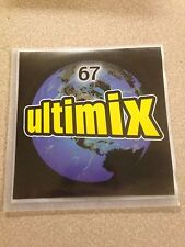 ULTIMIX 67 CD Amii Stewart Daze Pure Sugar All Saints