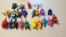 Power Rangers Dino Super Charge Mini Zord Lot of 22 No Batteries Kyoryuger