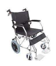 Ulta Lightweight Compact Travel Transit Aluminium Wheelchair 8.3kg