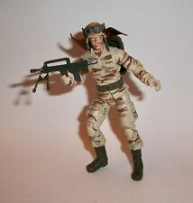 GI Joe 25th Anniversary Dusty Desert Trooper loose action figure 2008