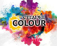 CITADEL VARIOUS LAYER PAINTS (A to M)