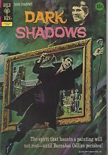 Dark Shadows # 14 Gold Key TV Series  FN  painted cover