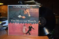 Henry Mancini The Mancini Touch LP RCA LSP-2101 Stereo