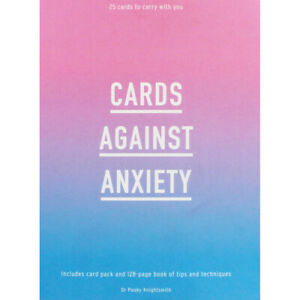 Cards Against Anxiety by Dr Pooky Knightsmith (Paperback), Books, Brand New