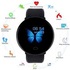 Smart Watch Heart Rate Blood Pressure Health Bluetooth Wristband Fitness Tracker