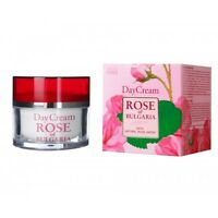Bulgarian Day/Daily cream ROSE with rose water 50ml