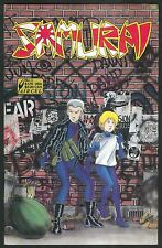 SAMURAI   # 2  - COMIC  - 1986  -  9.2