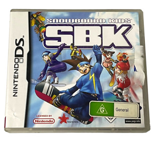Snowboard Kids SBK DS 2DS 3DS Game *Complete*