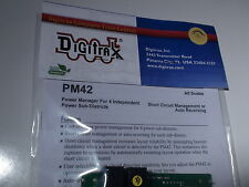 DIGITRAX PM42 Quad Power Manager
