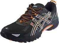 ASICS Men's Gel Venture 5 Trail Synthetic Running Shoes US 15 D(M)