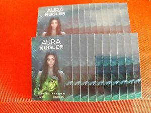 Mugler Aura 20 échantillons mini vapo de 1,2ml