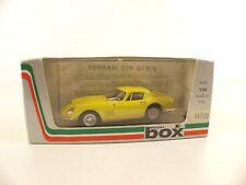 "Model Box 8417 Ferrari 275 GTB4 "" Stradale "" 1/43 New IN Box / Boxed"