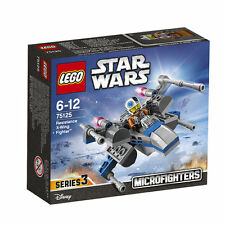 LEGO® 75125 Star Wars Resistance X-Wing Fighter™ Microfighters Serie 3,Neu&OVP!
