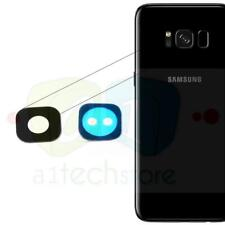 GENUINE New Samsung Galaxy S8 Plus G955 G955F Rear Camera GLASS Lens Replacement