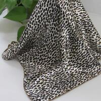 Bandanna Silk Satin Feel 50cm Small Square Head Neck Scarf Vintage Elegant A129