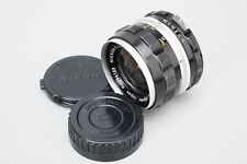 Nikon Nikkor-S Auto 35mm f/2.8 f2.8 Non-Ai Manual Focus Lens, Pre Ai MF F-Mount