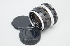 Nikon Nikkor-S Auto 35mm f/2.8 f2.8 Non-Ai Manual Focus Lens, Pre Ai MF F-Mount