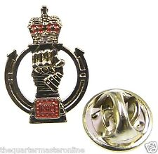 Royal Armoured Corps Lapel Pin Badge