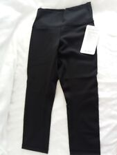 Lululemon Wunder Under Crop HR Capri size 8 yoga pants leggings NWT