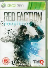 Xbox 360 - Red Faction: Armageddon (Microsoft Xbox 360, 2011) - COMPLETE