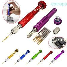 Colors 5 in 1 Pentalobe Repair Screwdriver Set for iphone 6 5/5S/5C/4S Cellphone