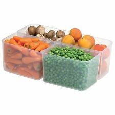 Pure Seal By KitchenCraft Rectangular 5.2 Litres Storage Container