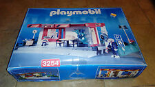 """Amazing vintage """"playmobil 3254 road side café"""" made in 2001 by Geobra. New!!!"""