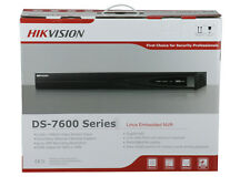 HIKVISION DS-7616NI-E2/16P 16CH NVR, English Includes a 4TB Hard Drive