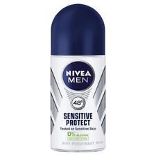 Nivea For Men Deodorant Sensitive Roll-On 50Ml