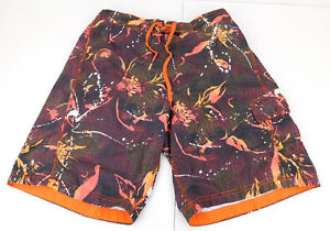 Speedo Men's Swim Board Shorts size Large Polyester