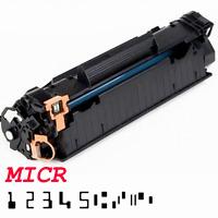 MICR Toner Cartridge for Check HP CF283A (83A) LaserJet Pro M125nw, M127fw