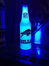 Nfl Buffalo Bills Football 12 oz Beer Bottle Light Led Neon Bar Pub Mens sign