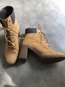 Timberlands Allington Ankle Boots Size 8