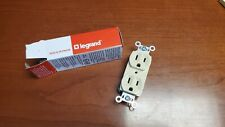 Legrand-Pass & Seymour CR15-I Commercial Grade Receptacle (Qty 8)