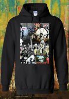 Banksy Street Art Graffiti Cool Funny Men Women Unisex Top Sweatshirt Hoodie 618