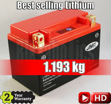 Best selling Lithium-ion motorcycle battery JMT YTX20CH-BS 75% lighter