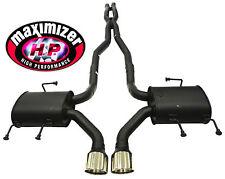 Maximizer Black Catback Fits 11 12 13 Cadillac CTS V 6.2L Coupe A/T M/T 2WD 4WD