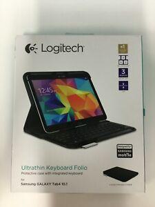 Logitech Ultrathin Keyboard Folio Case for Samsung Galaxy Tab 4 10.1