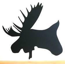 adesivo ALCE elk sticker decal vynil vinile muro murale foresta animal animale